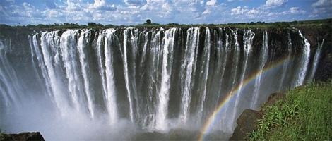 Verdens største fossefall